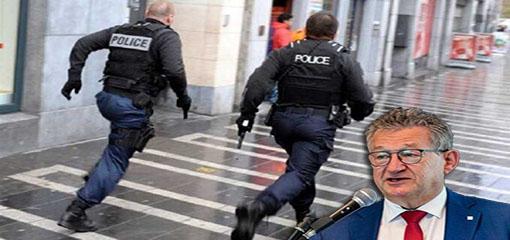 رئيس بلدية بروج البلجيكية يتعرض للطعن ومحاولة القتل داخل مكتبه