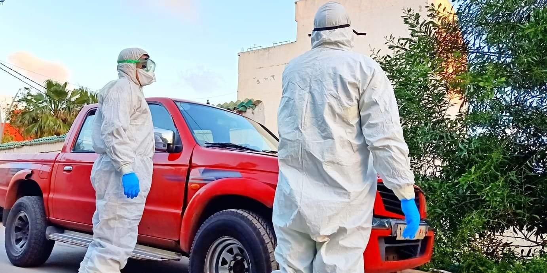 كورونا.. تسجيل 118 اصابة مؤكدة  ترفع العدد الإجمالي إلى 9957 حالة