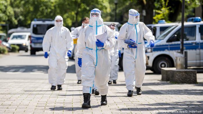 بعد ظهور بؤرة جديدة.. ألمانيا تعيد فرض الحجر الصحي للمرة الأولى منذ تخفيفه