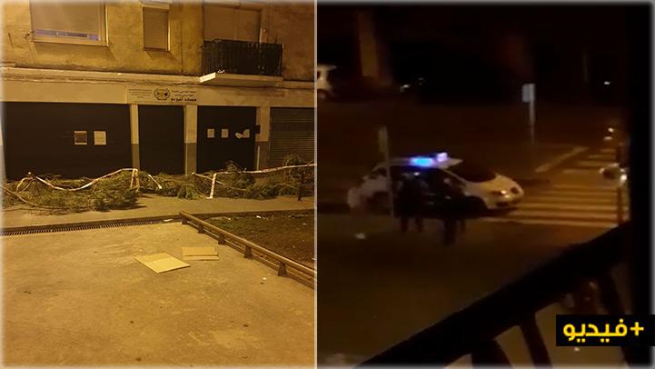 مهاجر مغربي يبلغ بمحاولة متطرّفين حرق مسجد ضواحي برشلونة والشرطة تتدخل في الوقت المناسب