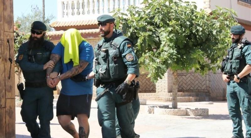 الحرس الإسباني يشنّ حملة واسعة ضد شبكات تهريب الحشيش المغربي بإقليم هويلفا