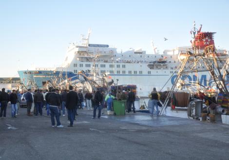جمعية مارتشيكا لتجار السمك: السلطات تسرعت في منعنا من بيع السمك داخل ميناء بني نصار