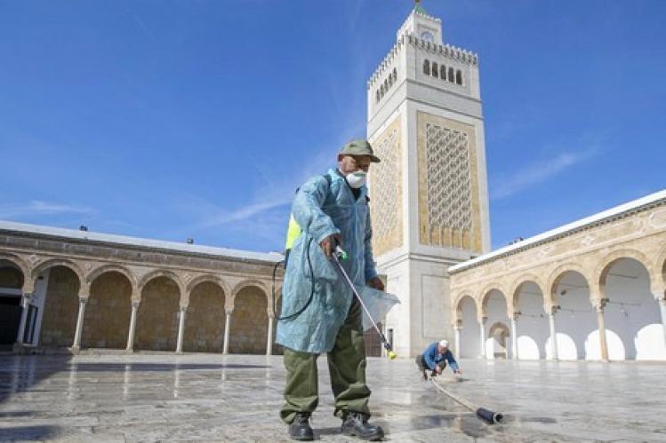 الجمعية المغربية للحريات الدينية تطالب بفتح المساجد وإزالة فتوى غلقها