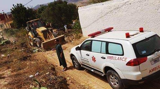 """شباب جمعية """"مفاتيح الخير"""" يواصلون انخراطهم الجاد والمسؤول في خدمة منطقة """"أيت ميات"""" بالدريوش"""