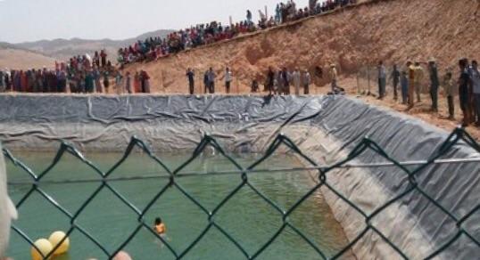 مأساة.. غرق طفلين في عمر الزهور ونجاة ثالث بحوض مائي داخل ضيعة فلاحية