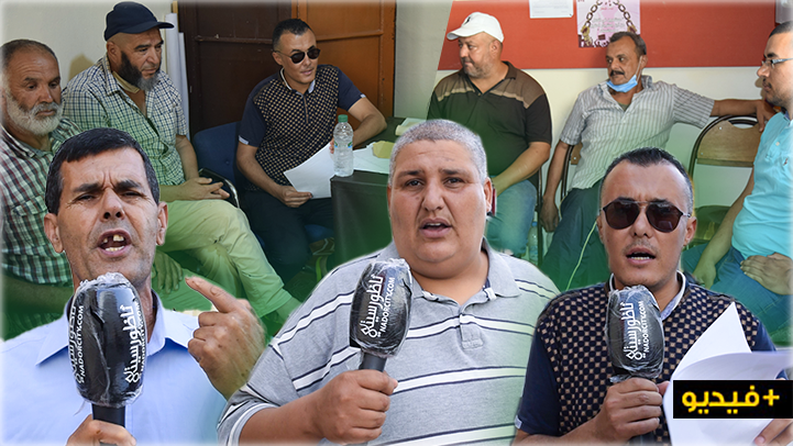 مهنيو السوق الأسبوعي بأزغنغان يلوحون بالتصعيد دفاعا عن مصدر رزقهم