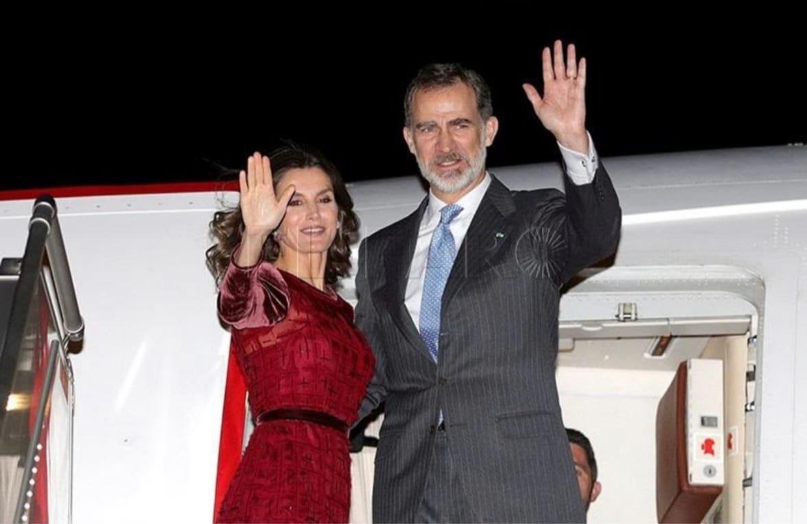 ملك إسبانيا يزور مليلية المحتلة لأول مرة منذ اعتلائه العرش