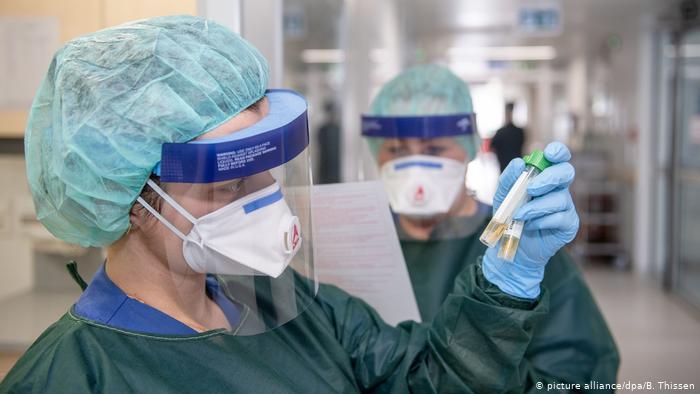 تسجيل 310 اصابة جديدة بفيروس كورونا والعدد الاجمالي يتجاوز 14 الف حالة
