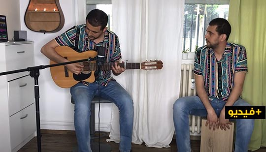 جواد التانوتي يبدع في أغنية ملتزمة بعنوان ثيسيرا