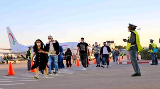 رسميا.. المغرب يفتح حدوده الجوية والبحرية في وجه الجالية والمقيمين الأجانب