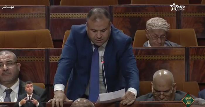 حوليش يسائل وزير الداخلية حول إغلاق السوق الأسبوعي في أزغنغان