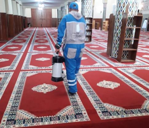كورونا تحرم المصلّين في المساجد من النوافل والحزب الراتب  وصلاة الجمعة