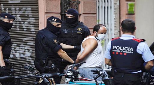 اسبانيا توقف جزائريين يشتبه في تحضيرهما للقيام بأعمال إرهابية