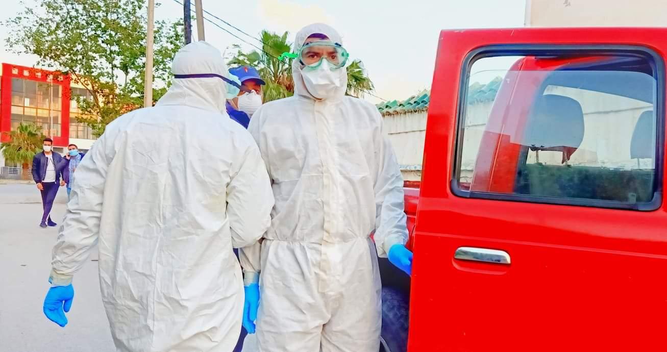 حصيلة جديدة ترفع عدد المصابين بكورونا الى 16 ألفا و 424 حالة