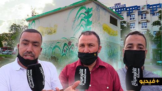 سائقو سيارات الأجرة بساحة 3 مارس يطالبون السلطات باستكمال أشغال التهيئة ووضع مرافق صحية