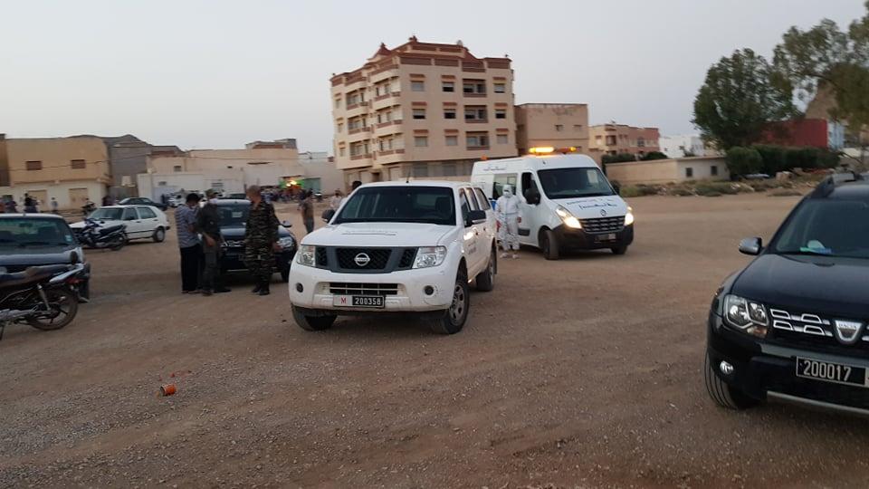 الحالة المسجلة بالدريوش تعود لإمام مسجد بمدينة ميضار والسلطات تسارع الزمن لحصر المخالطين