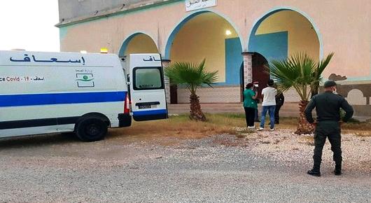 تسجيل حالة ثانية بإقليم الدريوش.. المصابة من مخالطي إمام مسجد بميضار