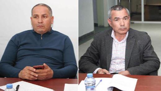 متابعة فارس علال والحسين أوحلي في حالة اعتقال