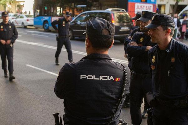 """مغربي """"حرّض على الإرهاب"""" في قبضة الشّرطة الإسبانية"""