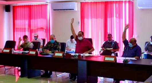 مجلس جماعة ميضار يعقد دورة استثنائية وتأثير جائحة كورونا اقتصادياً واجتماعياً أبرز النقط المدرجة