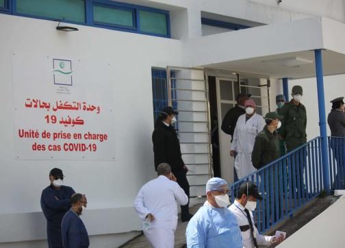 """""""رقم قياسي جديد"""" في طنجة بعد إصابة 427 شخصا بكورونا خلال 24 ساعة"""