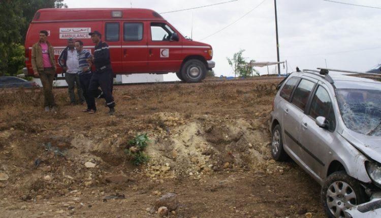 الحسيمة.. مصرع مسنّ وإصابة شخصين في حادثة سير خطيرة