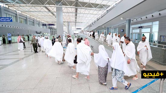 السعودية تستقبل أولى وفود الحج في عام كورونا