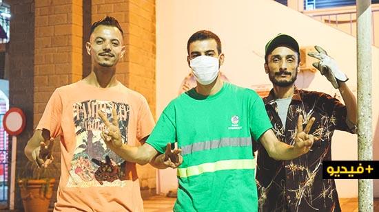 عمال النظافة يناشدون تجار الأسواق والمواطنين عدم تلويث مدينة الناظور