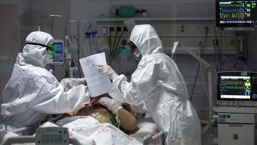 وفاة مصاب بكورونا قفز من نافذة المستشفى