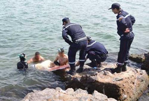الوقاية المدنية تنتشل جثة شاب من بني بوعياش غرق بشاطئ الصفيحة