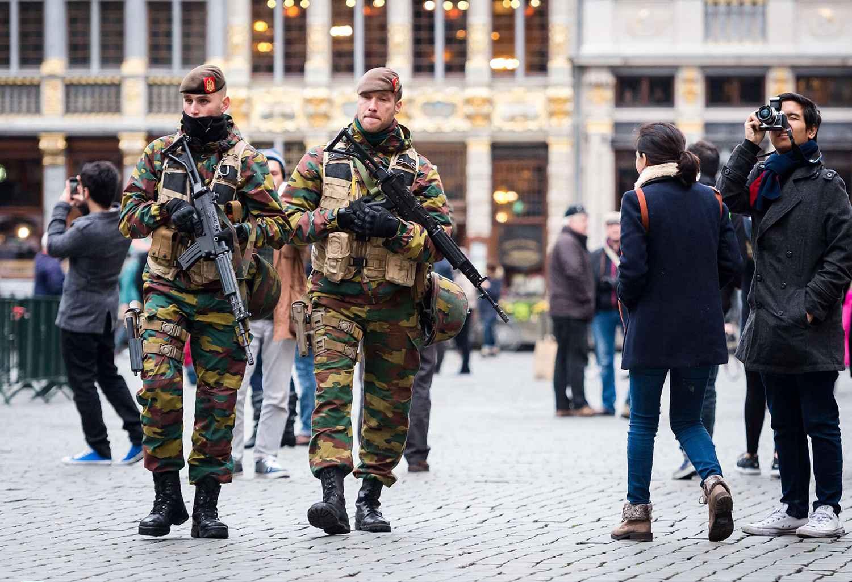 بلجيكا تُجرّد سبعة متهمين بالإرهاب ذوي أصول مغربية من جنسيتها