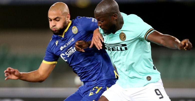 """أمرابط يتوّج بجائزة """"لاعب الموسم"""" في فريقه فيرونا الإيطالي"""