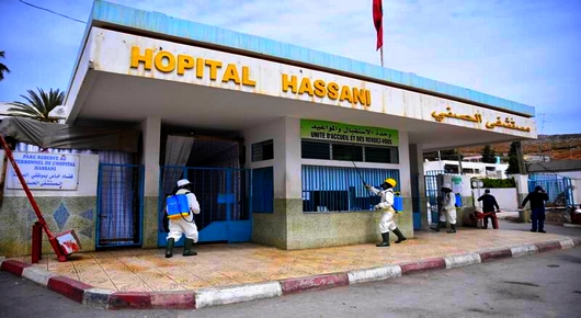 استنفار داخل المستشفى الحسني بعد تأكيد إصابة ممرضة بفيروس كورونا