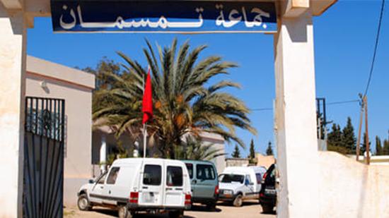 إستياء عارم بجماعة تمسمان بعد إنقطاع الماء الشروب بشكل كامل  في بلدة كرونة