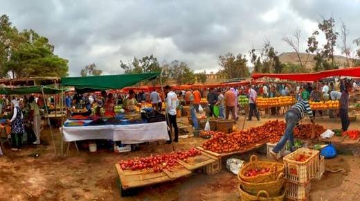 الحسيمة.. إغلاق السوق الأسبوعي لجماعة تارجيست بسبب تزايد عدد الإصابات بفيروس كورونا