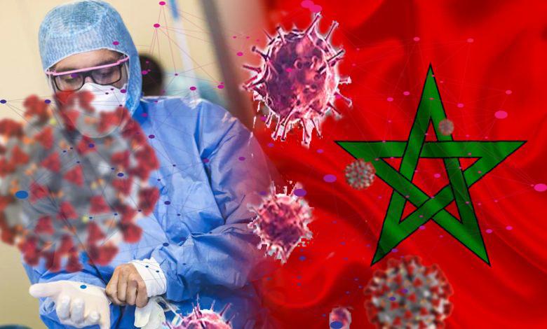 التوزيع الجغرافي لحالات الاصابة بفيروس كورونا خلال 24 ساعة