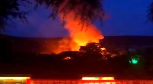بعد كارثة لبنان.. شاهدوا انفجار مهول يهزّ كوريا الشمالية ويسقط عشرات القتلى والجرحى