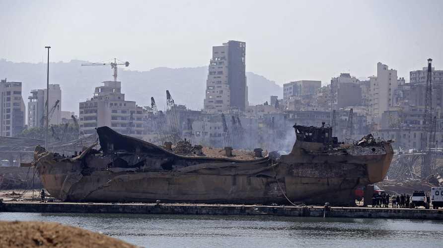 """انفجار بيروت.. قبطان """"سفينة الموت"""" يكشف معطيات مثيرة عن كارثة مرفأ العاصمة"""