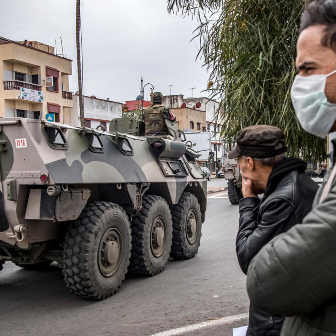 """ارتفاع عدد العاطلين في المغرب بنصف مليون شخص بسبب """"أزمة كورونا"""""""
