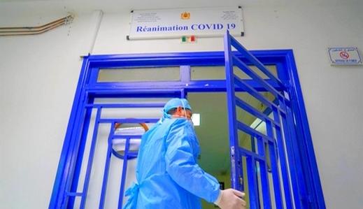 نقل عنصر بالبحرية الملكية وزوجته لمتابعة حصص العلاج من فيروس كورونا بمنزلهم بالناظور