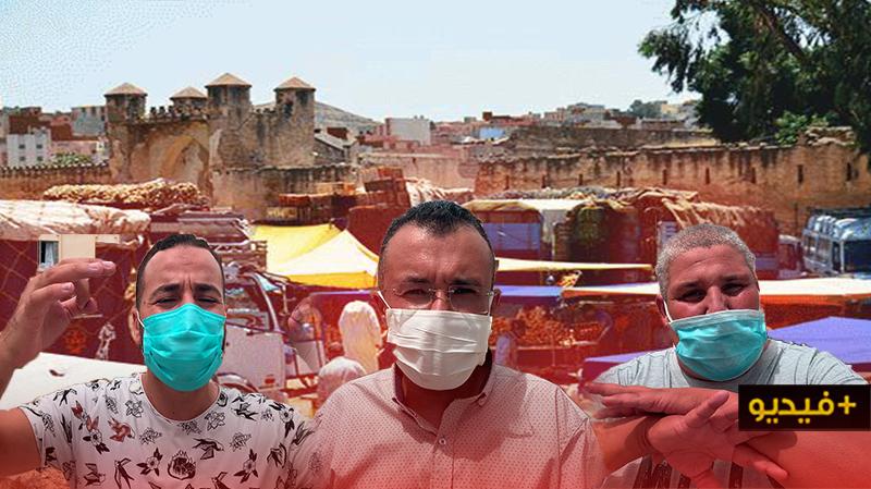 بعد قرار استمرار سوق أزغنغان.. التجار يعبرون عن سعادتهم بالسماح لهم باستئناف نشاطهم