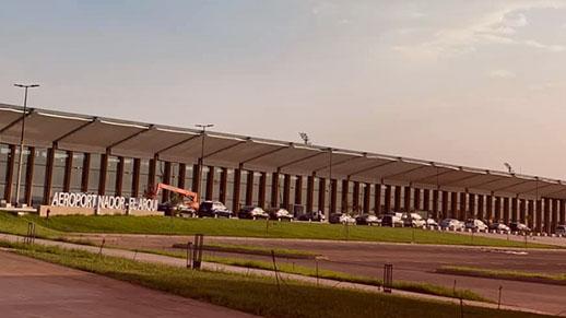 وفد رفيع المستوى يحلّ بمطار العروي لتفقد جاهزيته بعد انتهاء أشغال توسعته