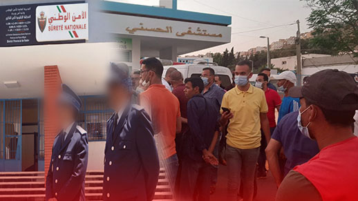 مهنيو نقل الأموات بالناظور يمنعون أسرة من نقل جثمان قريبها المتوفى من مستشفى الحسني