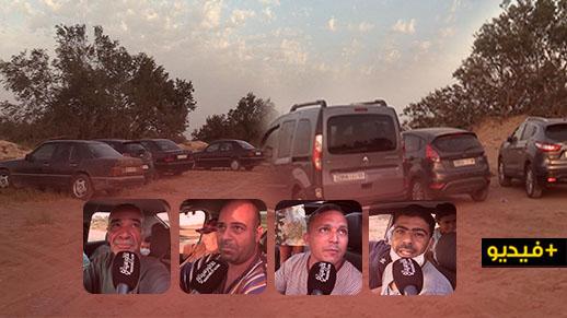 """مواطنون مستاؤون من التسعيرة المرتفعة لمكان وقوف السيارات بشاطئ """"بوقانا"""" في بني نصار"""
