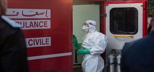 فريق مغربي لكرة القدم يعلن  إصابة أربعة من لاعبيه بفيروس كورونا