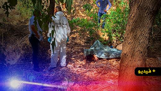 جثة عارية وفي وضعية متحللة.. هذه تفاصيل العثور على جثة شخص وسط غابة بالناظور