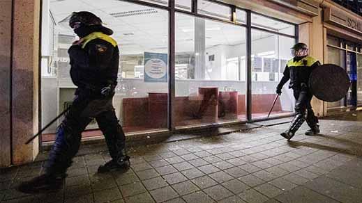 بعد أحداث الشغب.. هل الشباب المغربي في هولندا مذنبون أم ضحايا ؟