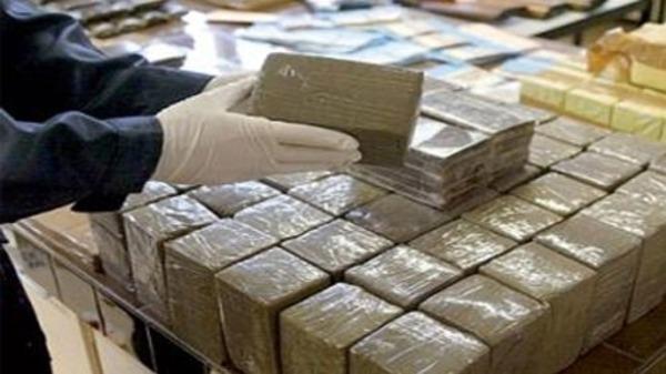 أمن بني أنصار يحجز طن و400 كلغ من الشيرا ومبلغ مالي مهم