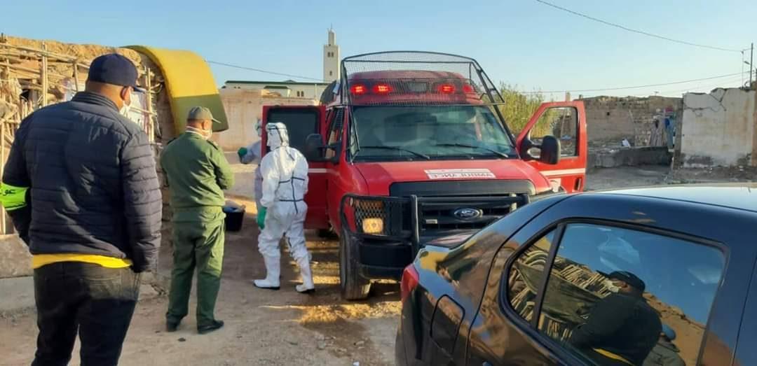 المغرب يسجل حصيلة مرتفعة من حالات الاصابة بكورونا خلال 24 ساعة الماضية