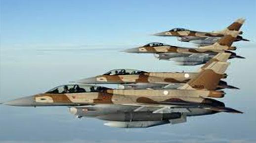 """الولايات المتحدة توافق رسميا على بيع 24 طائرة """"إفـ16"""" للمغرب"""